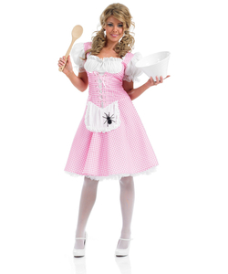 Miss Muffet Costume